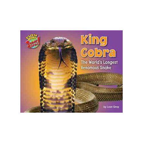 King Cobra: The World's Longest Venomous Snake