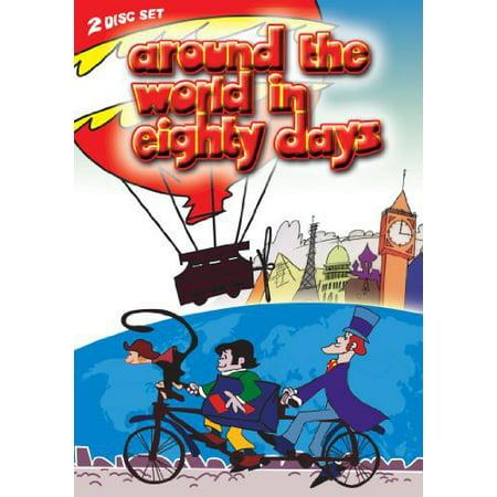 Around the World in Eighty Days (DVD)