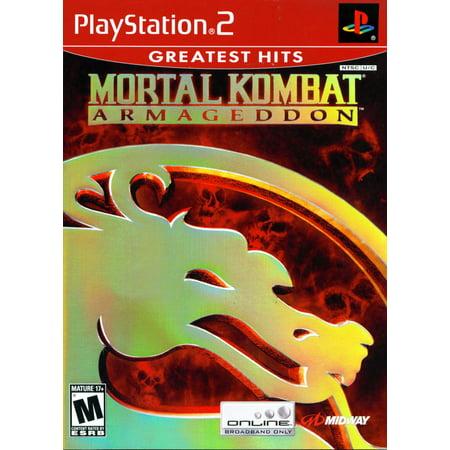 Mortal Kombat: Armageddon - PS2 (Refurbished)
