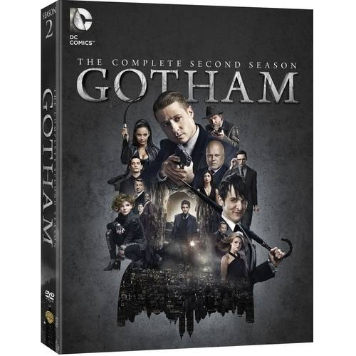 Gotham: Gotham: The Complete Second Season (DVD)