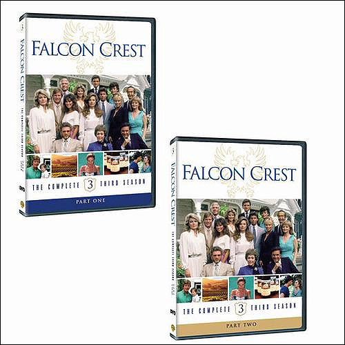 Falcon Crest: Season 3 [DVD]
