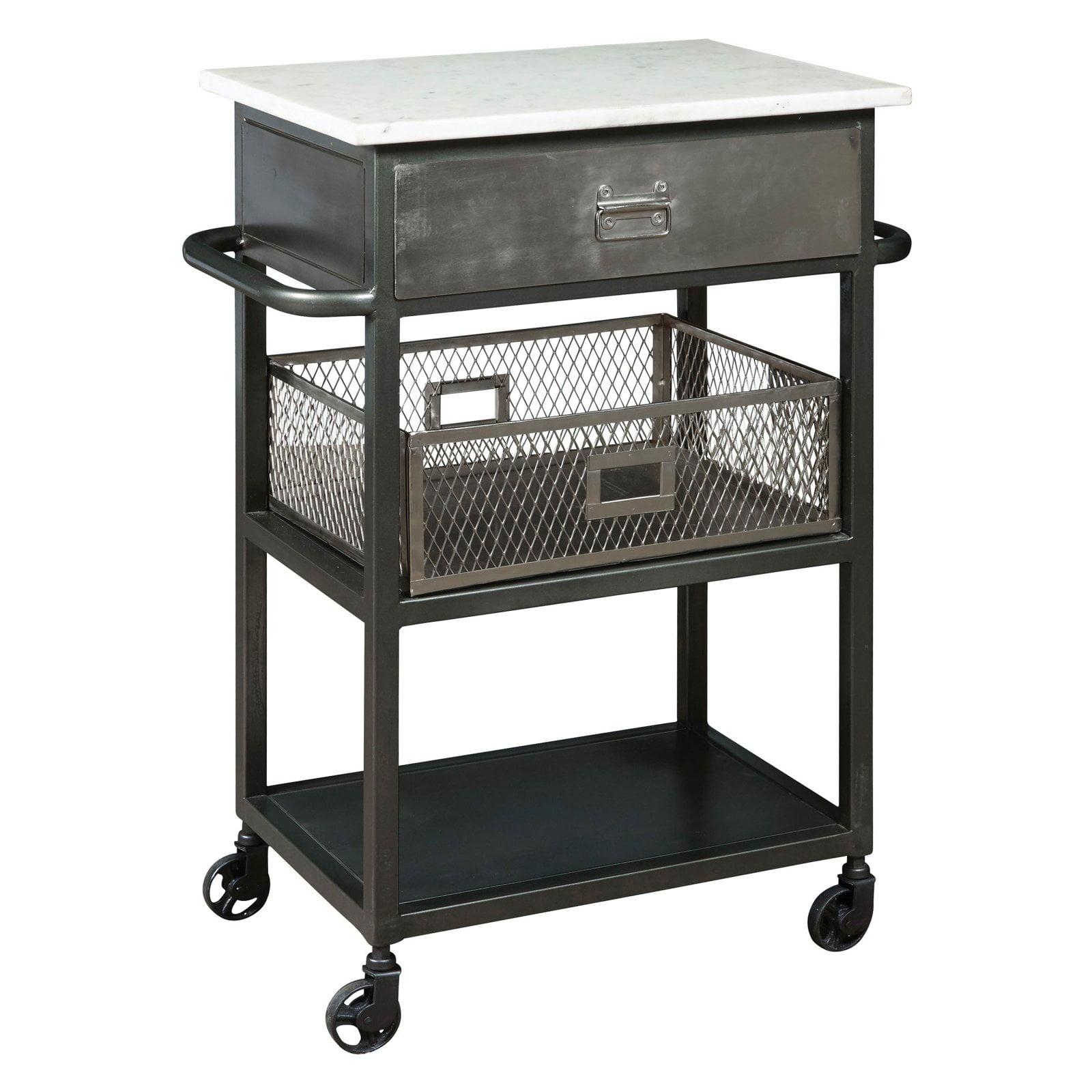 Right2Home Manhattan Indoor Serving Cart