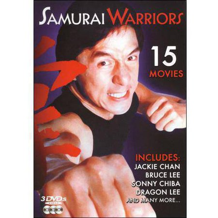 Samurai Warriors Collection: 15 Films](Samurai Worrior)