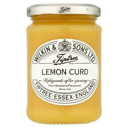 - Tiptree Lemon Curd by Wilkin and Sons 312g