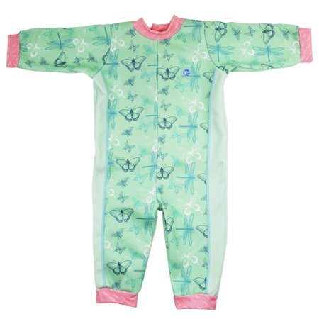 666155f9b3123 Splash About International - Warm In One Baby Wetsuit Dragonfly Large 6-12  Months - Walmart.com