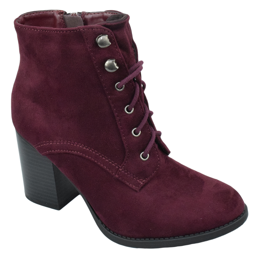 SODA - Soda Women Ankle Boots Thick