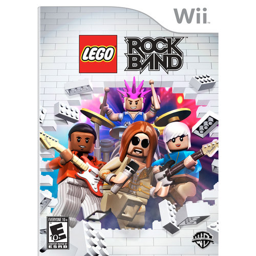LEGO Rock Band (Wii) - Pre-Owned