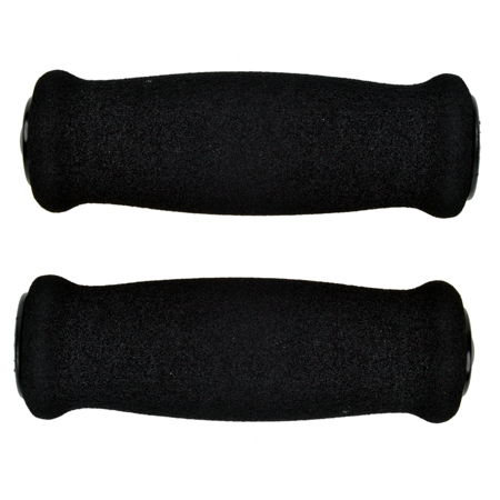 Sunlite Bicycle MX II Deluxe Foam Handlebar Bike Grips 130mm Fits 22.2mm Bars ()