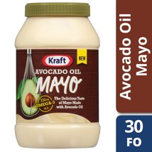 Mayonnaise: Kraft Avocado Oil