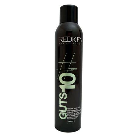 Redken Guts 10 Volume Spray Foam 10 - Guts 10 Volume Spray Foam