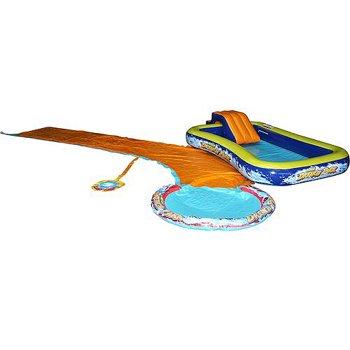Banzai 3-in-1 Inflatable Splash Park