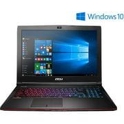 Msi Ge62 Apache-276 15.6in Gaming Laptop