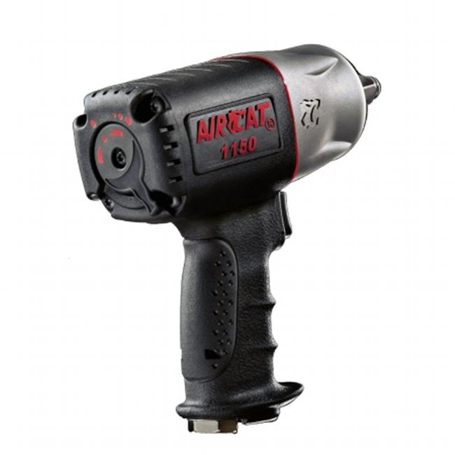 AirCat ACA-1150 Killer Torque Impact Wrench 0.50 in. by AirCat