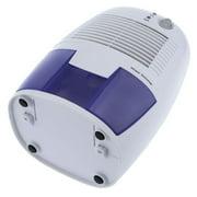 Vonky Mini Dehumidifier Home Portable 500ml Moisture Absorbing moisture air dryer Air Dryer with Auto-off LED indicator Air Dehumidifier Purifier
