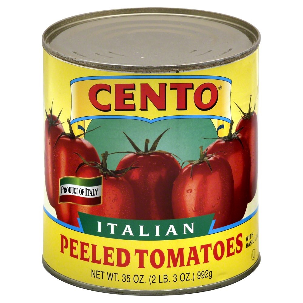 Cento Imported Italian Tomatoes, 35 Ounce Cans