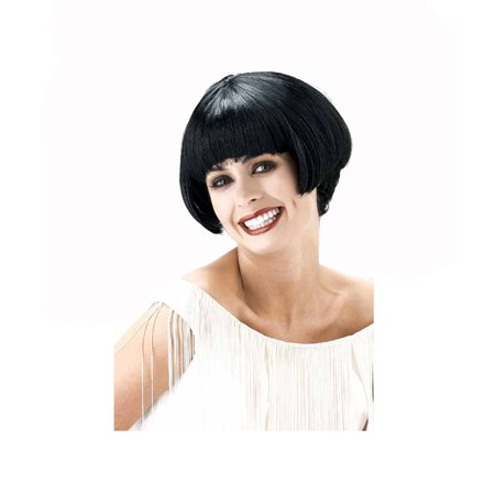Flapper 1920s Costume Wig - 1920s Style Wigs