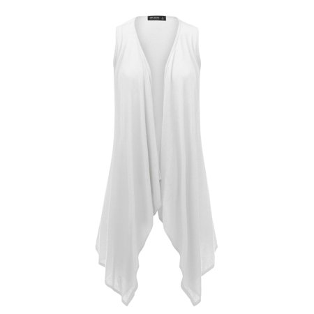567e9587aa5f48 Made by Johnny - WSK1527 Womens Lightweight Sleeveless Open Cardigan Vest -  Made In USA - Walmart.com