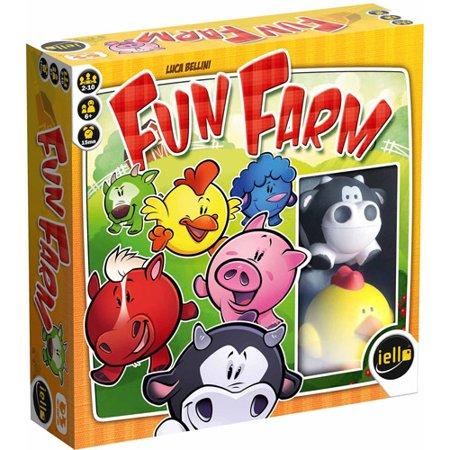 Funny Farm Game