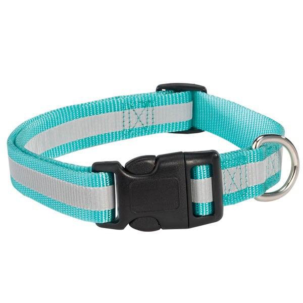 Guardian Gear Reflective Collar 14-20in Blu