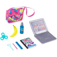 My life as 9-piece school accessories play set, designed for ages 5 and up