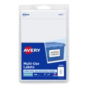 Avery Removable Labels, Removable Adhesive, 2