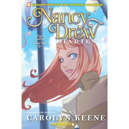 Nancy Drew Diaries #8 ()