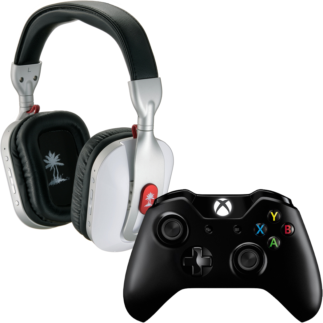 Turtle Beach i30 Bluetooth Noise-Canceling Headset with Your Choice of Xbox One Controller