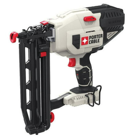 PORTER CABLE PCC792B 20V MAX Lithium-Ion 16GA Straight Finish Nailer (Bare Tool / Battery Sold Separately)
