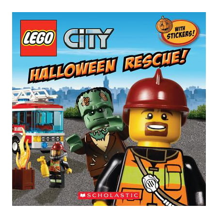 Lego City: Halloween Rescue - Halloween City Knoxville Tn