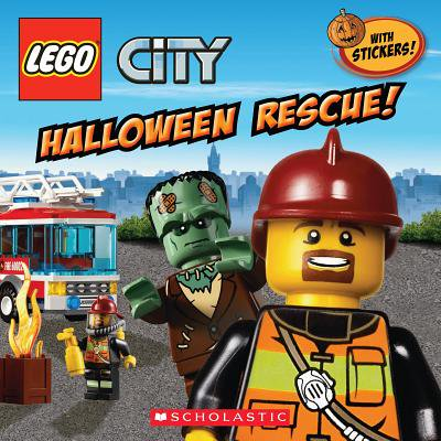 Lego City: Halloween Rescue - Halloween Temple City