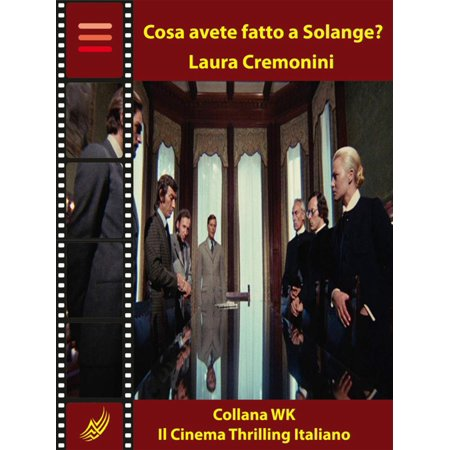 Cosa avete fatto a Solange? - eBook