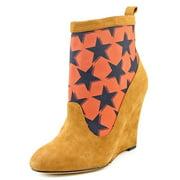Vivienne Westwood Hazel Women US 10 Brown Wedge Heel