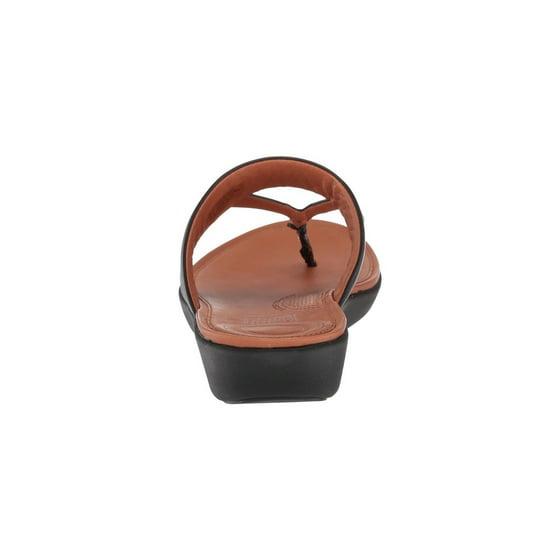 33c7216d3866ab Fitflop - FitFlop Delta Toe Thong Women s Sandal K31-001 - Walmart.com