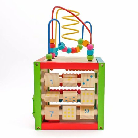 Akoyovwerve Wooden Learning Toys for 3 To 4 Years Old,Educational Toys for Kids Child Toddlers Age 2](Best Educational Toys For 4 Year Olds)