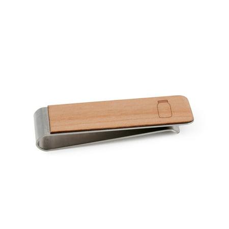Mason Jar Money Clip | Wood Money Clip