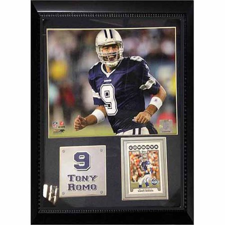 NFL 11x14 Deluxe Photo Frame, Tony Romo Dallas Cowboys Dallas Cowboys Picture Frame