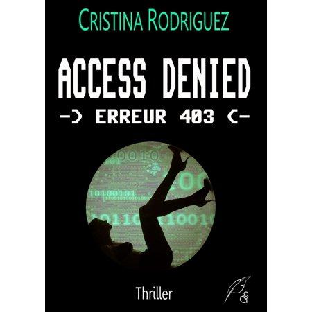 ACCESS DENIED - eBook