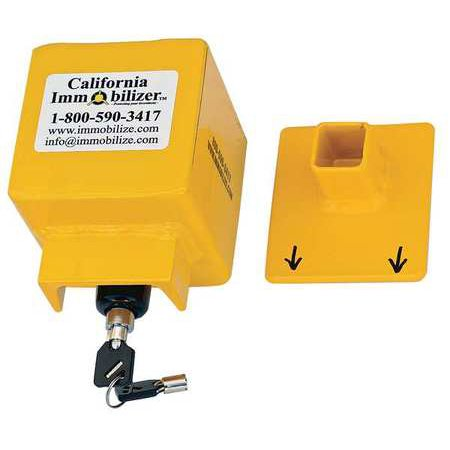 California Immobilizer G00101 For Boat Trailers Coupler