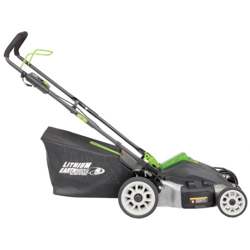 Earthwise Cordless 40-volt Lithium Ion 18-inch Lawn Mower by Overstock