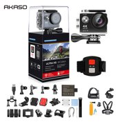 2 Battery AKASO EK7000 Action camera Ultra HD 4K WiFi 1080P/60fps 2.0 LCD - Best Reviews Guide