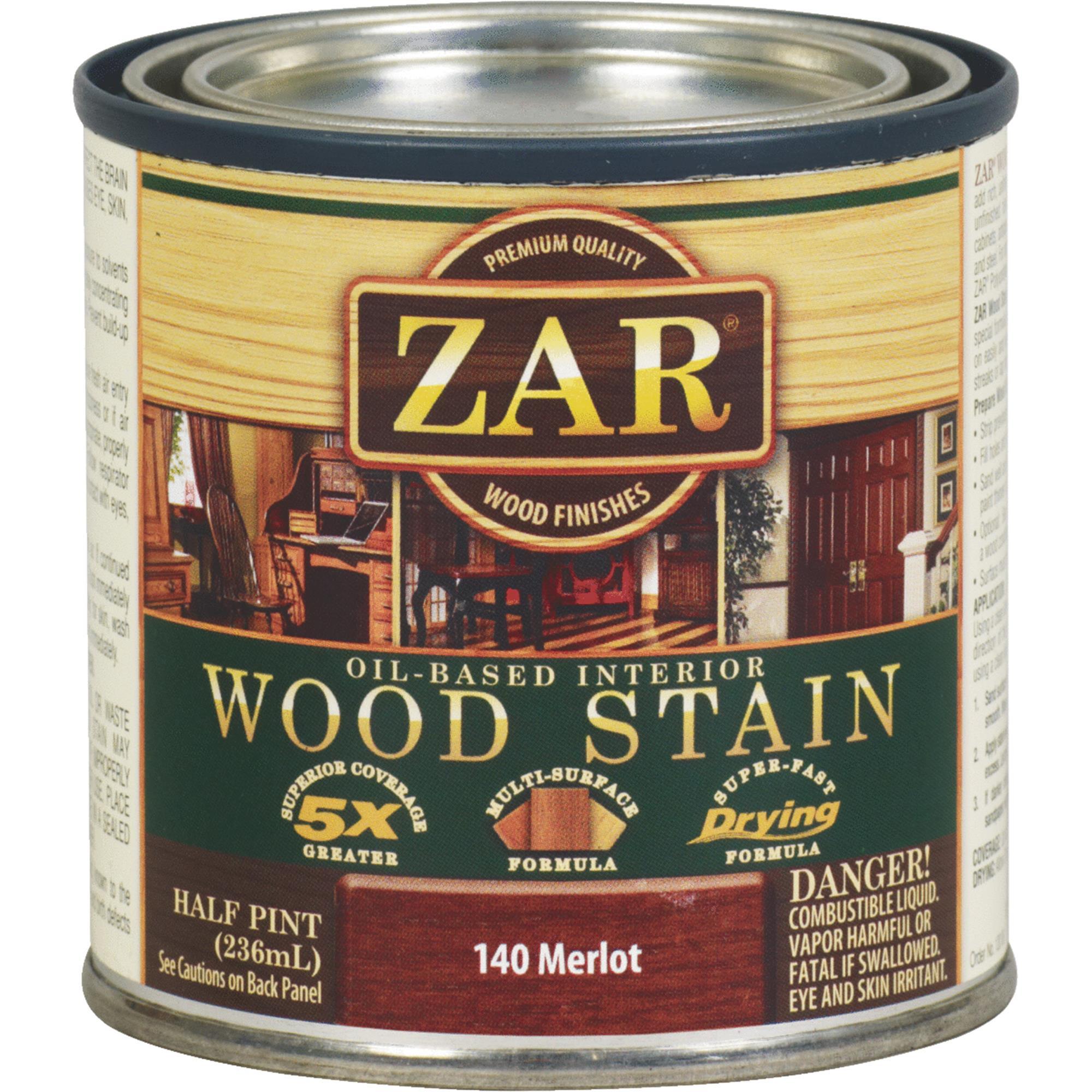 ZAR Oil-Based Wood Stain