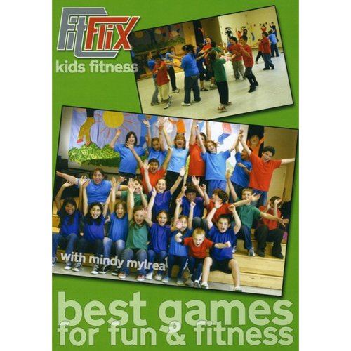 FitFlix Kids Fitness: Best Games For Fun And Fitness