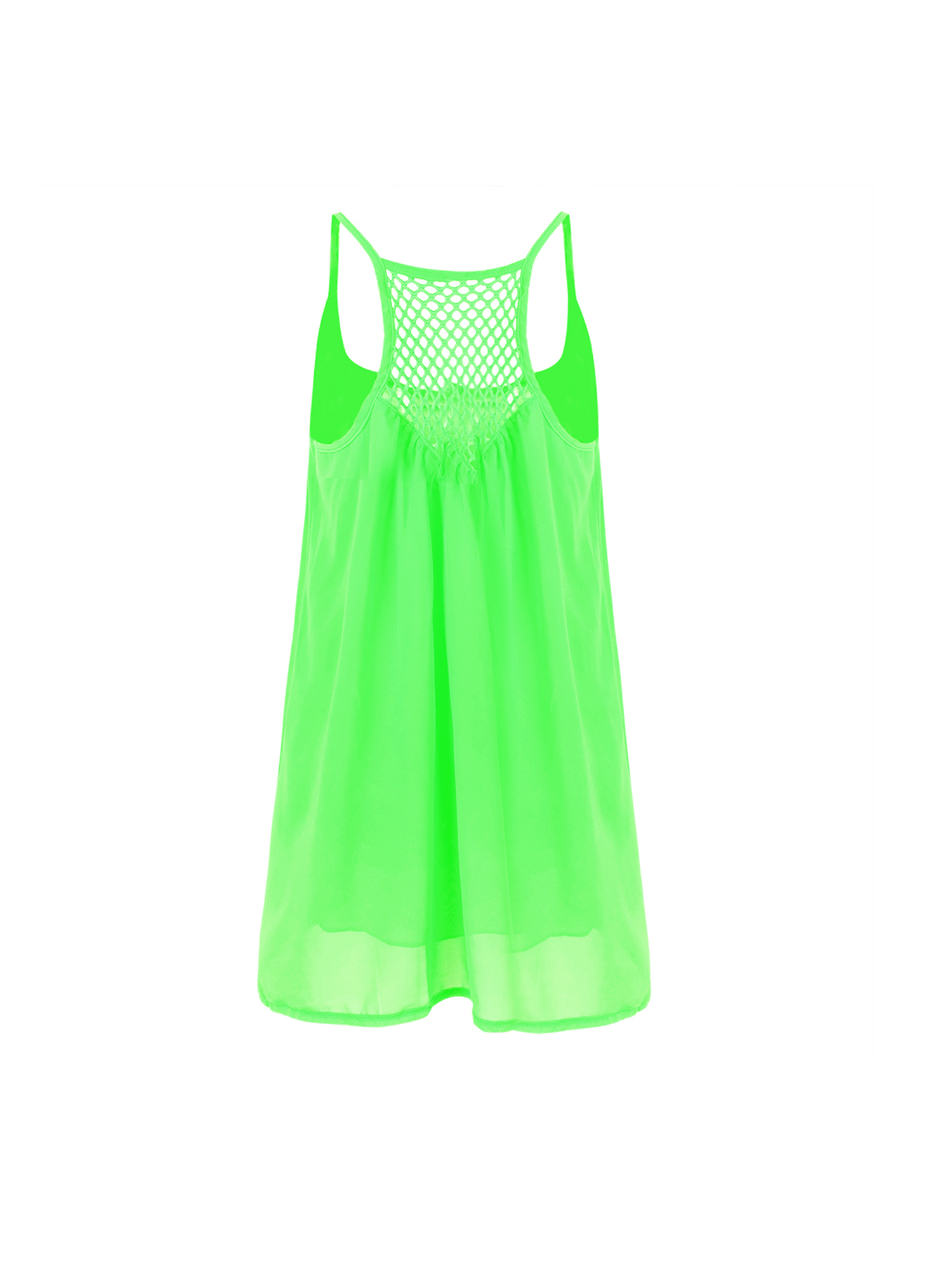 73b25a9aba Women Casual Losse Mini Dress Asymmetrical Hem Party Dresses Grid Splice  Backless Sling Sleeveless Summer Short Dresses