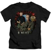 Stargate SG1 Jack O'Neill Little Boys Shirt