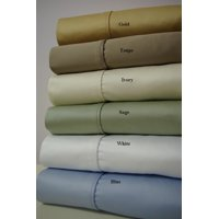 Queen size 1000 Thread count Egyptian cotton Sheets Solid (blue)
