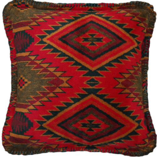 Denali Throws Navaho Wind Throw Pillow
