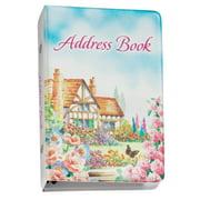 Cottage Home Address Book