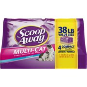 Scoop Away Multi-Cat, Scented Cat Litter, Choose Your Size