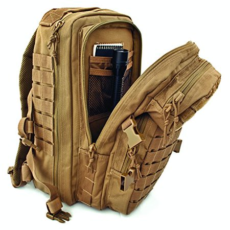Assault Pack - Coyote - image 2 of 4