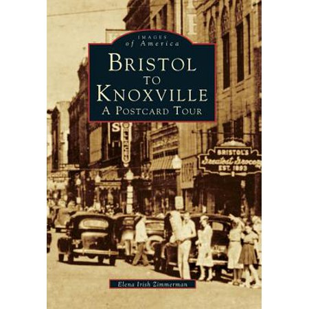 Bristol to Knoxville : A Postcard Tour - Halloween City Knoxville Tn